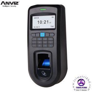 Anviz VF30 Finger Print Time Attandance Bangladesh Trimatrik |