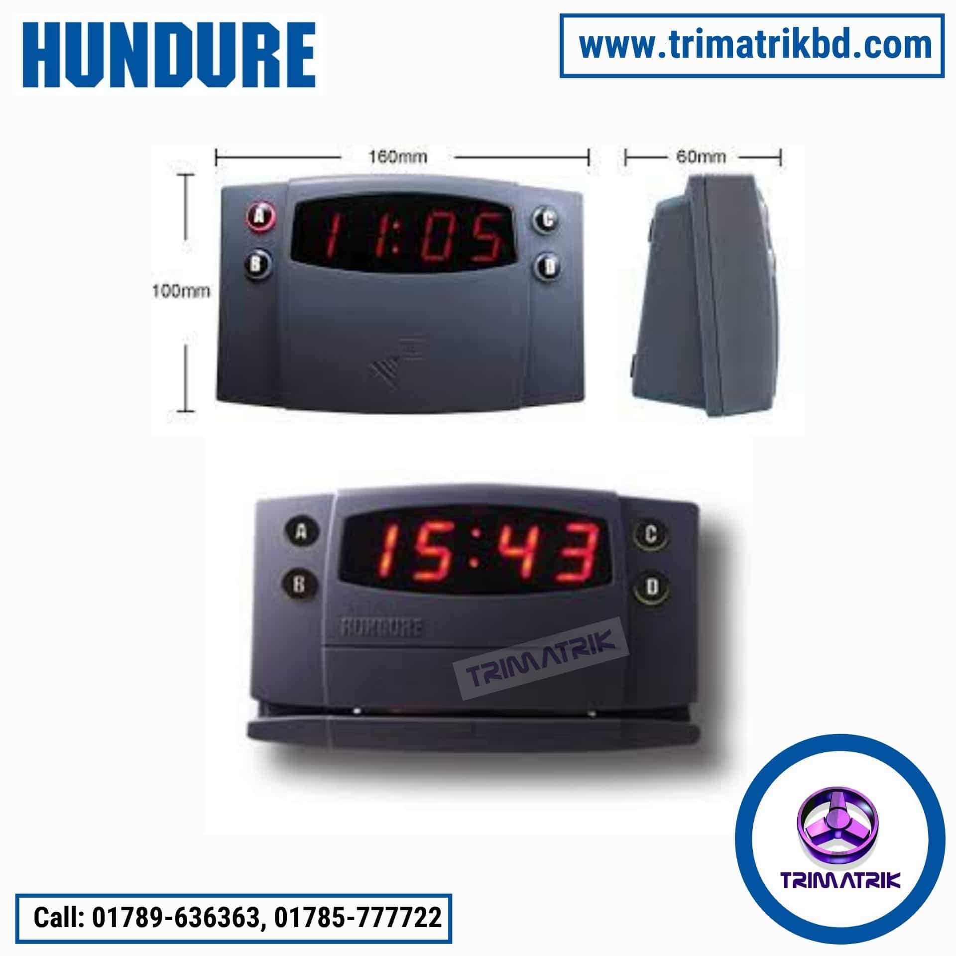 Answer: The Hundure HTA-830 price in Bangladesh is 12,500 Taka with 1 year warranty. This price includes HTA-830 installation and aftersell service.