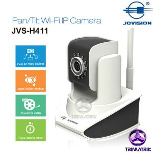 Jovision JVS H411 Wireless IP Camera Bangladesh Trimatrik, Ezviz CS-X5C-4 NVR
