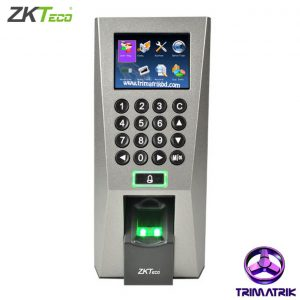 ZKTeco F18 Bangladesh Trimatrik ZKTeco K20 Fingerprint IP Terminal
