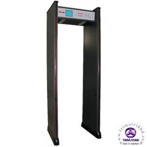 Archway Gate metal detector MCD 600 62zones Bangladesh ZKTeco ZK-D4330 33 Zones Walk Through Metal Detector Gate
