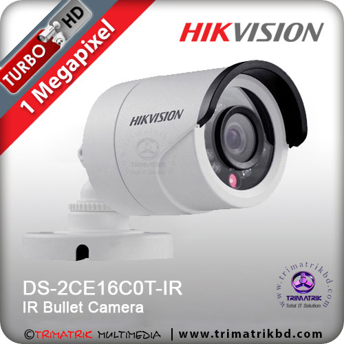 Hikvision DS-2CE16C0T-IRP Bangladesh