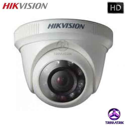 Hikvision DS 2CE56C0T IRP Bangladesh Hikvision DS-2CE56C0T-IRP HD 720P Indoor IR Turret Camera