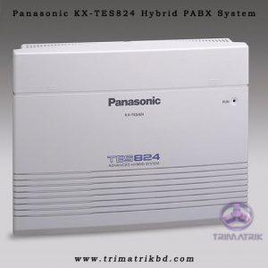 Panasonic KX TES824 Pabx Bangladesh tm