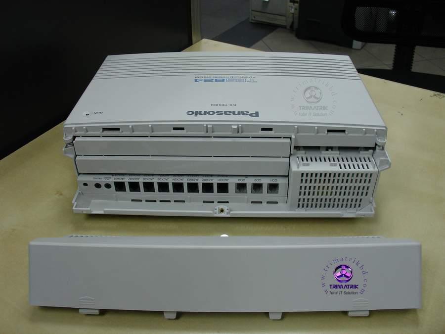 Panasonic Kx Tes824 8 Port Hybrid Pabx Bangladesh