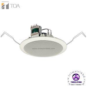 TOA PC 648R Ceiling Speaker Bangladesh Copy TOA DM-1300 Microphone