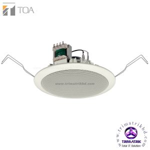 TOA PC 658R Ceiling Speaker Bangladesh TOA PC-2668 Surface-mounting Type Ceiling Speaker