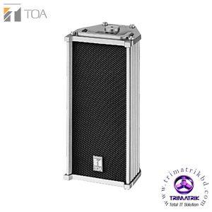 TOA TZ105 Column Speaker Bangladesh Trimatrik TOA DM-1300 Microphone