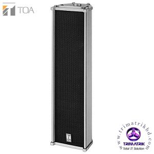 TOA TZ205 Column Speaker Bangladesh Trimatrik TOA DM-1300 Microphone