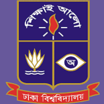 university of dhaka logo