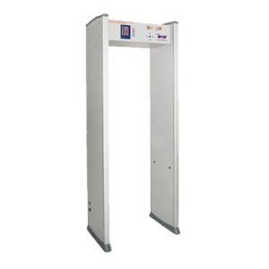 Guard Spirit XYT2101 II Bangladesh ZKTeco ZK-D4330 33 Zones Walk Through Metal Detector Gate