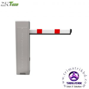 ZKTeco PB2000 Bangladesh ZKTeco FBL4222 Pro Flap Barrier Turnstile for additional Lane (w/ controller and fingerprint & RFID reader)