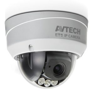 Avtech AVM542 2.8~12MM Motorized IP Camera