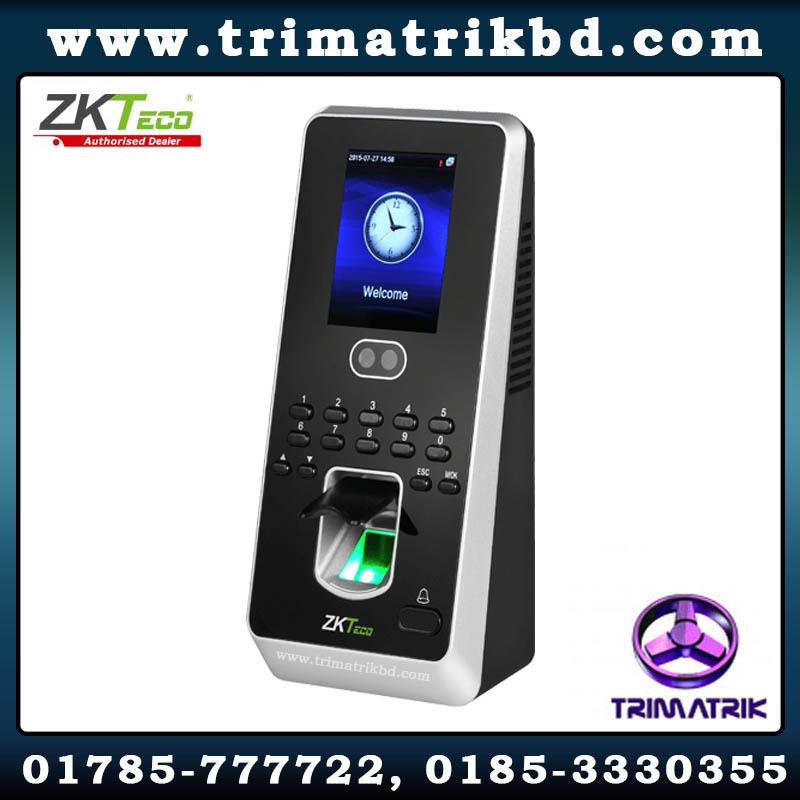 ZKTeco MultiBio800 Multi-biometric Access Control and Time Attendance