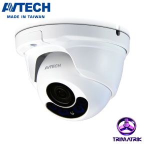 Avtech DGM1304 Bangladesh Trimatrik Hikvision DS-2CD2121G0-I 2MP H.265+ IR Fixed Dome Network Camera