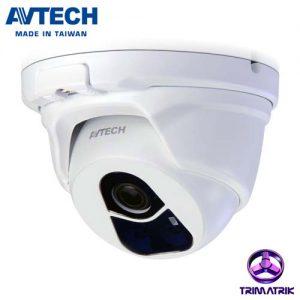 Avtech DGM5406 Bangladesh Trimatrik Hikvision DS-2CD2121G0-I 2MP H.265+ IR Fixed Dome Network Camera