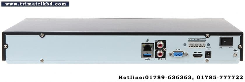 Dahua NVR4232-4KS2 Price in Bangladesh,Dahua NVR4232-4KS2 Bangladesh, NVR Vs DVR – The Difference?