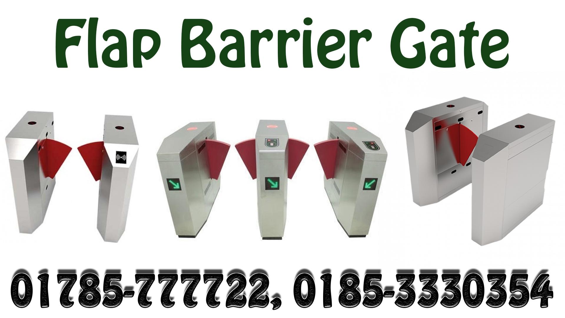 ZKTeco Flap Barrier Bangladesh, Trimatrik bd