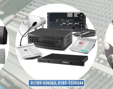 PA System Bangladesh | Buy Public Address System with Best Price