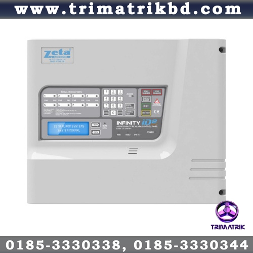 ZETA Fire Alarm Bangladesh