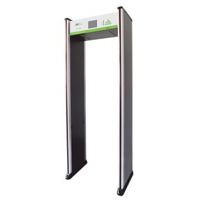 ZKTEco ZK D3180S Bangladesh ZKTeco ZK-D4330 33 Zones Walk Through Metal Detector Gate