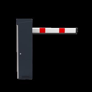 ZKTeco PB1030 Bangladesh ZKTeco FBL4222 Pro Flap Barrier Turnstile for additional Lane (w/ controller and fingerprint & RFID reader)