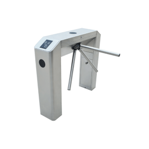 ZKTeco TS2022 Bangladesh ZKTeco FBL4222 Pro Flap Barrier Turnstile for additional Lane (w/ controller and fingerprint & RFID reader)