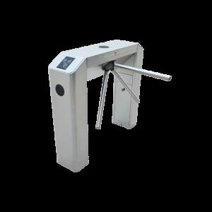 ZKTeco TS2022 Bangladesh ZKTeco FBL4222 Pro Flap Barrier Turnstile for additional Lane (w/ controller and fingerprint & RFID reader)