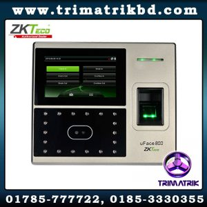 ZKTeco uFace 800 price in BD
