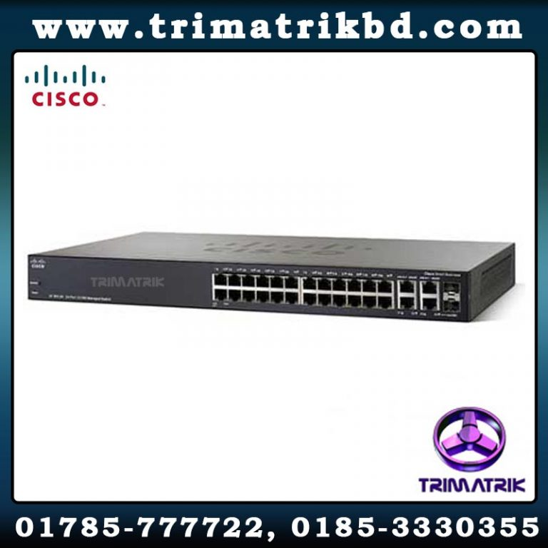 Cisco SF300-24PP-K9-EU Bangladesh - Cisco Bangladesh