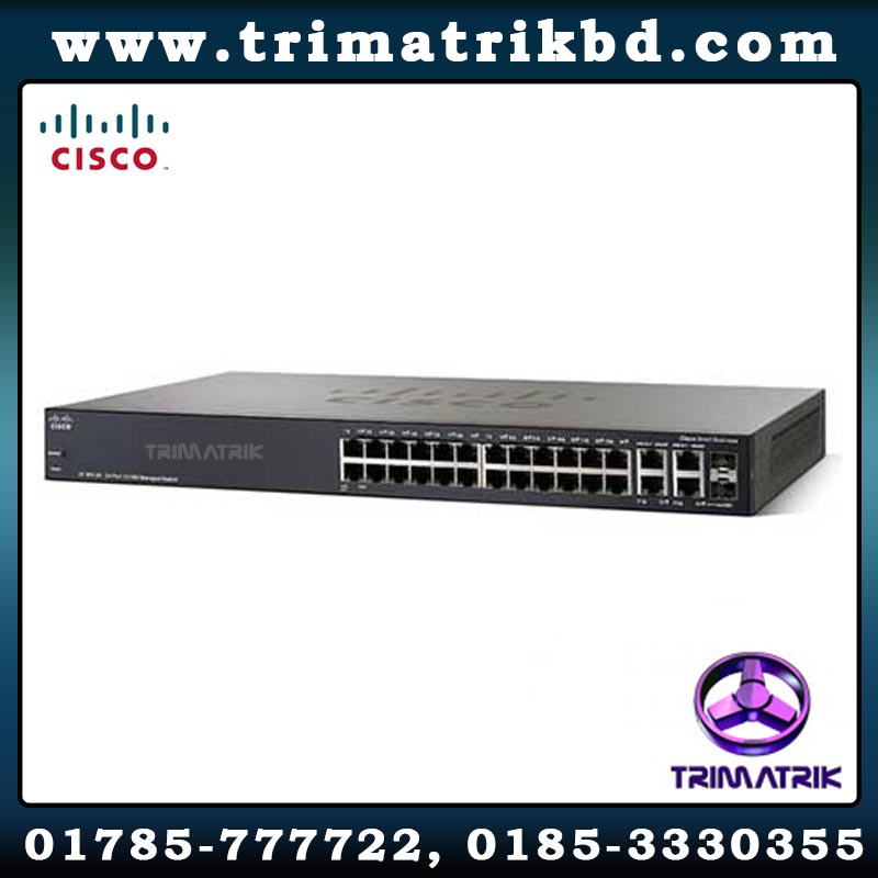 Cisco SF300-24PP Bangladesh, Cisco Bangladesh