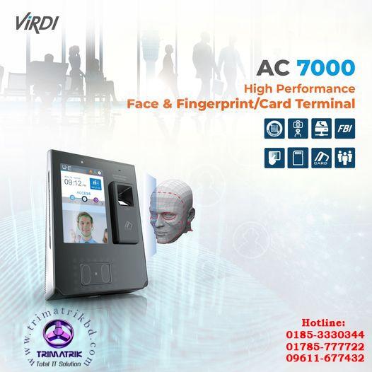 VIRDI AC-7000 Bangladesh | VIRDI AC-7000 Price in Bangladesh