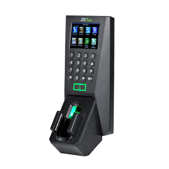 ZKTeco FV18 BD - ZKTeco FV18 Multi-Biometric Finger Vein and Fingerprint Standalone Time Attendance & Access Control Terminal