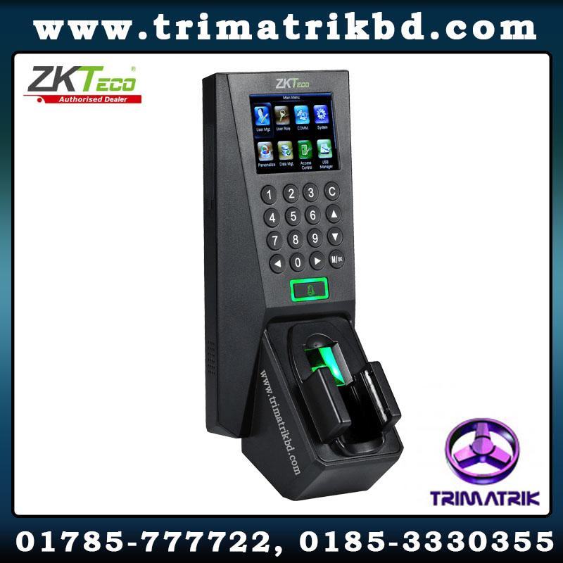 ZKTeco FV18 Multi-Biometric Finger Vein and Fingerprint