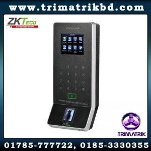 ZKTeco ProCapture X Bangladesh ZKTeco Bangladesh ZKTeco P160 Multi-Biometric Time Attendance & Access Control Terminal