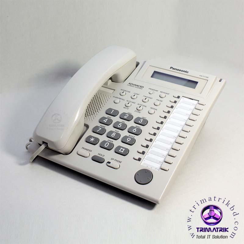 Panasonic KX-T7730 Bangladesh Trimatrik bd