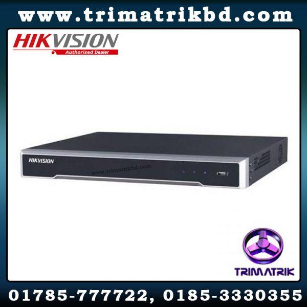 Hikvision DS-7608NI-K2 Bangladesh, TRIMATRIK, Hikvision Bangladesh