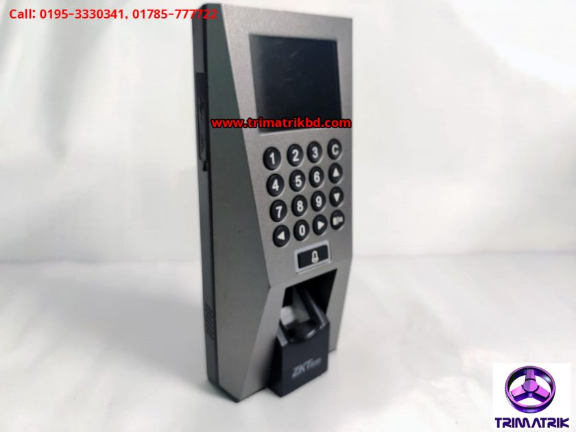 ZKTeco F18 Price in Bangladesh, Trimatrik, ZKTeco Bangladesh
