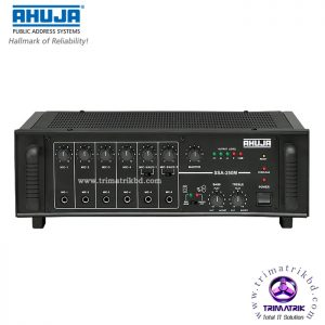 AHUJA SSA 250M High Power PA Amplifiers Amplifier speaker price in Bangladesh