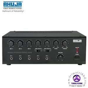 Ahuja SSB 120 Bangladesh Ahuja SSA-160EM 160WATTS MEDIUM WATTAGE PA MIXER AMPLIFIER