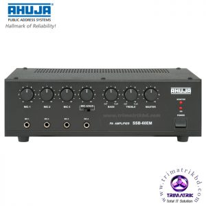 Ahuja SSB 60 Bangladesh Ahuja SSA-160EM 160WATTS MEDIUM WATTAGE PA MIXER AMPLIFIER