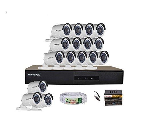 Hikvision CCTV BD Hikvision 16 IP Camera Package (4.0 Megapixel)