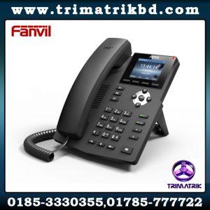 Fanvil X3G Bangladesh Trimatrik Fanvil Bangladesh GrandStream GXP1615 Basic POE IP Phone