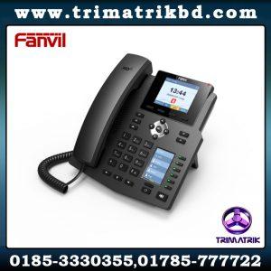 Fanvil X4G Bangladesh Trimatrik Fanvil Bangladesh GrandStream GXP1615 Basic POE IP Phone