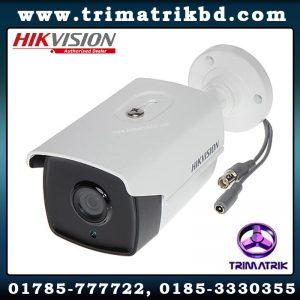 Hikvision DS 2CE16D0T IT3F Bangladesh Hikvision DS-2CE16D0T-IPECO 2MP Bullet Camera