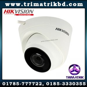 Hikvision DS 2CE56H0T ITPF Bangladesh Hikvision Bangladesh Trimatrik Hikvision DS-2CE56D0T-IPECO 2MP 1080P Dome Camera