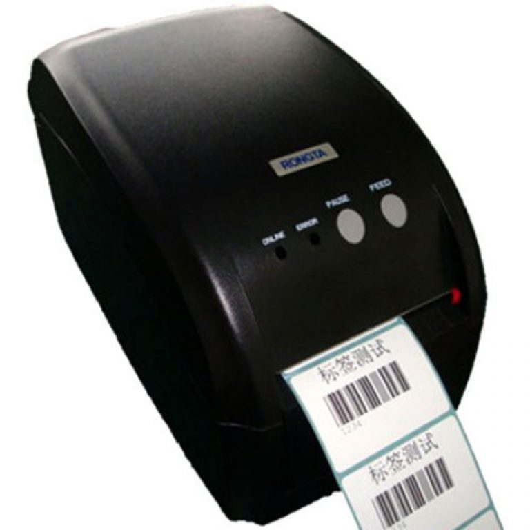 RONGTA RP80VI-USE THERMAL BARCODE PRINTER (USB+SERIAL+ETHERNET)