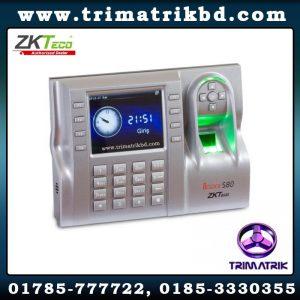 ZKTeco iClock580 Bangladesh ZKTeco Bangladesh Trimatrik ZKTeco K40