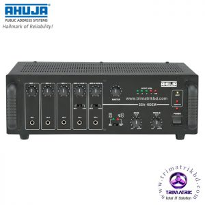 Ahuja SSA160 Bangladesh Ahuja Bangladesh Trimatrik Amplifier speaker price in Bangladesh