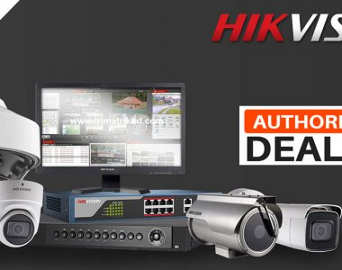 Authorised Dealer Hikvision, Trimatrik, Hikvision bd